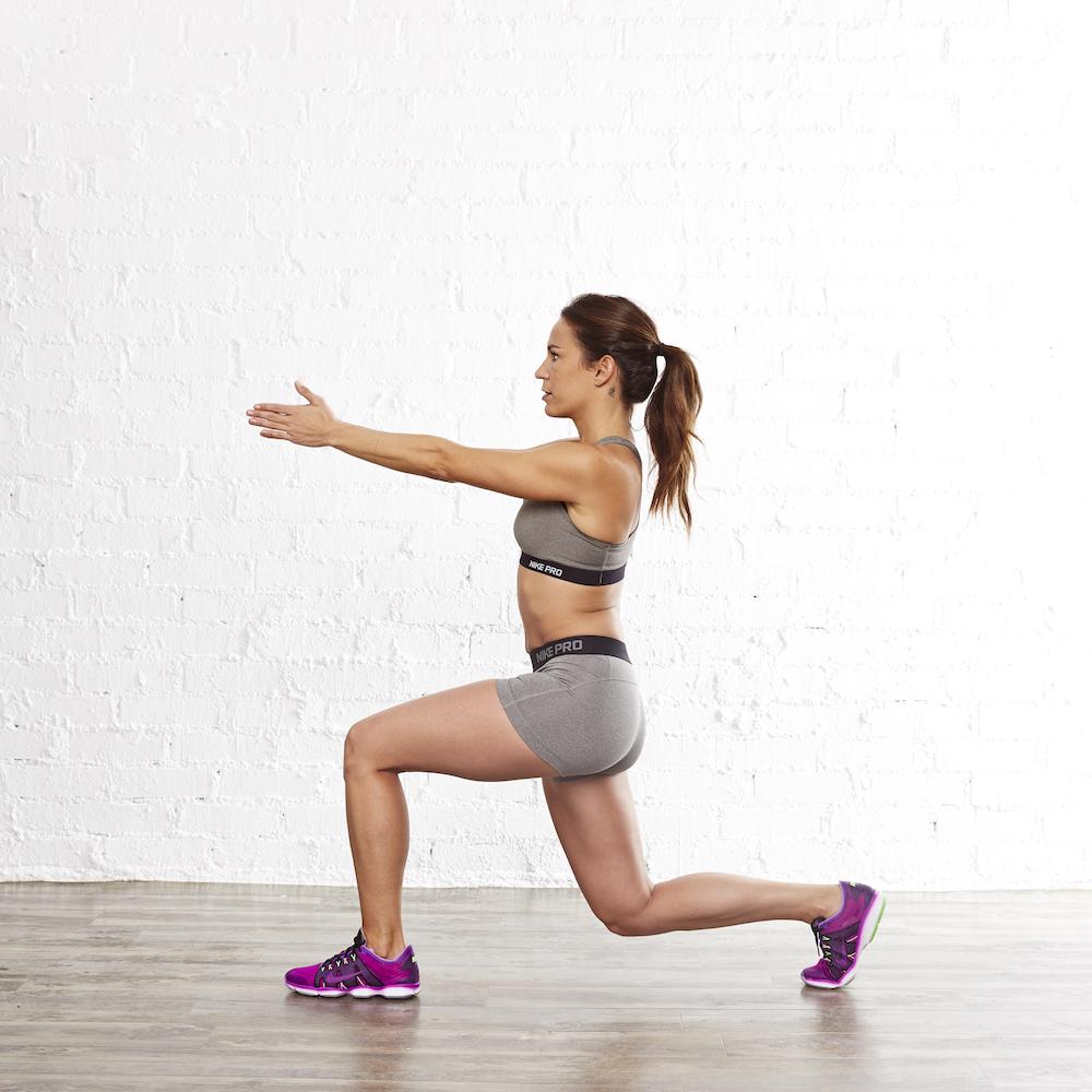 entrenamiento de fuerza pau inspirafit piernas nike fitness pesas tonificacion