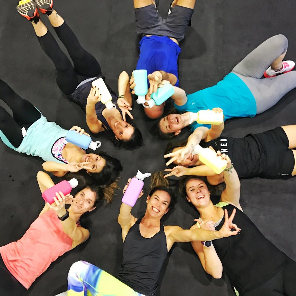 entrenamiento de fuerza heat fitness pau inspirafit entrenadora personal
