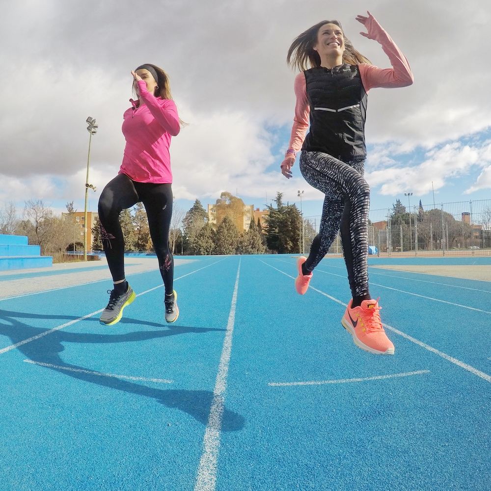 organizar mis entrenamientos running series rodajes fuerza pau inspirafit