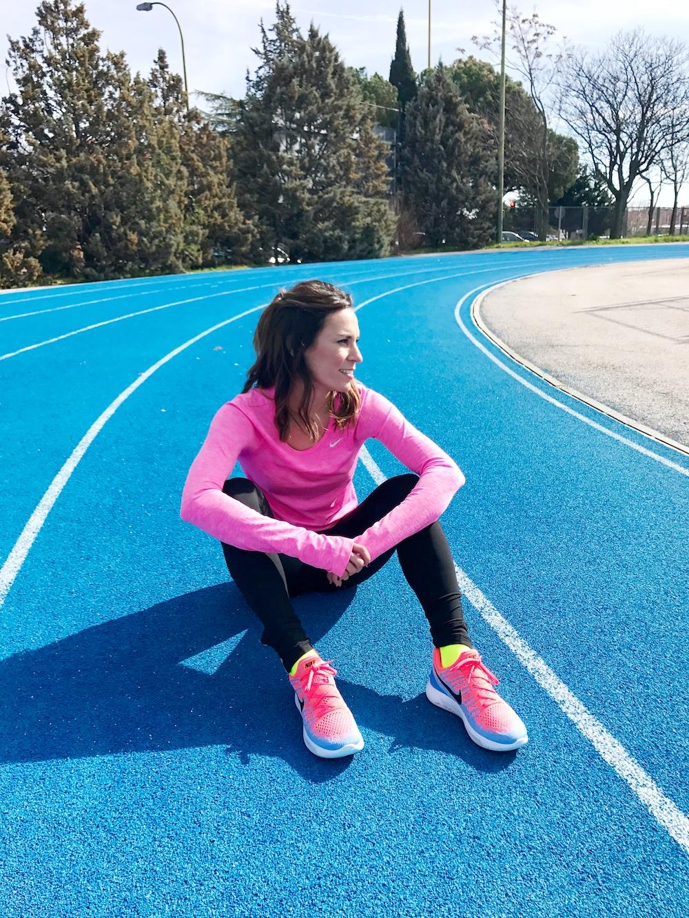 cómo organizar mis entrenamientos running pau inspirafit
