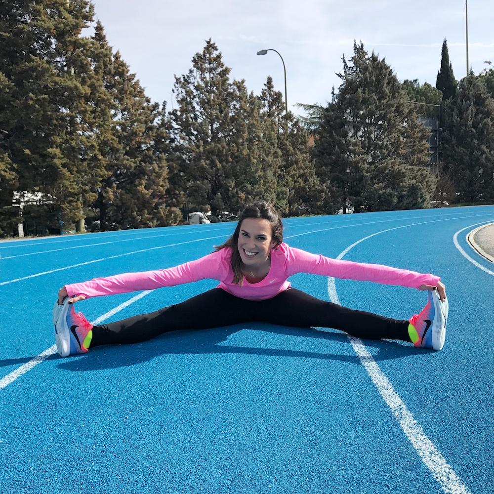 organizar mis entrenamientos de running pau inspirafit sonrisa atletismo correr