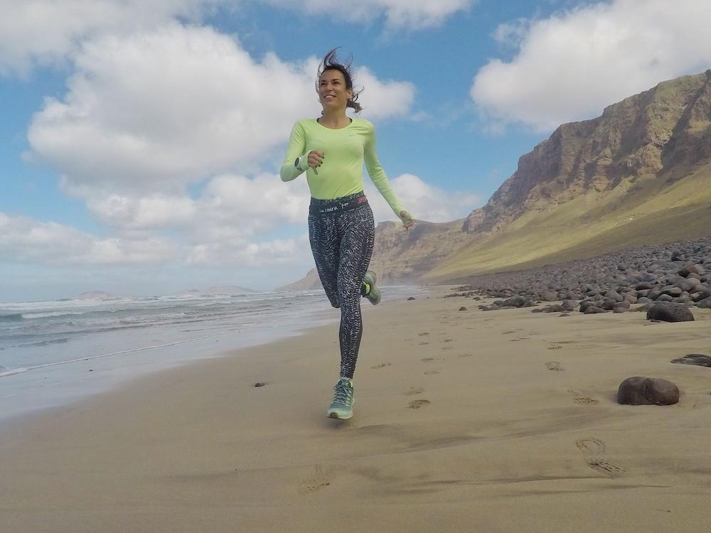 rutas para correr por lanzarote running pau inspirafit