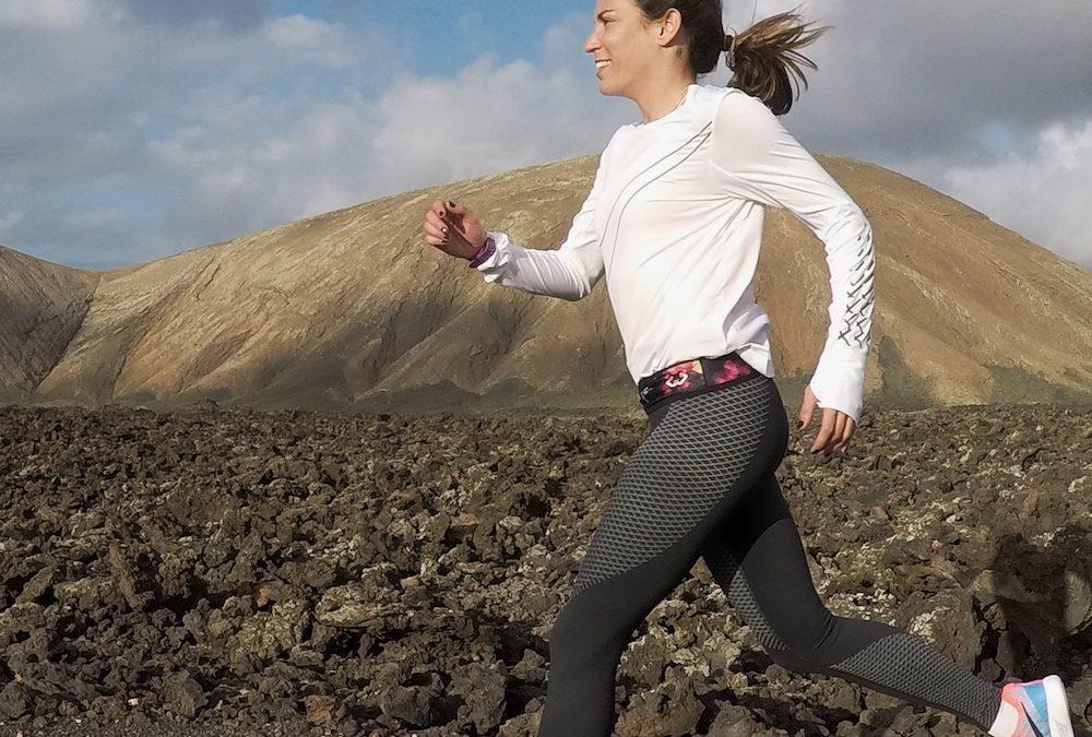 Rutas para correr en Lanzarote y La Graciosa y disfrutar de sus paisajes