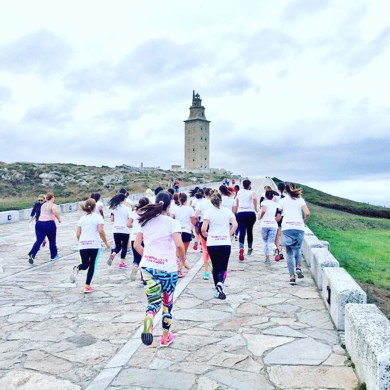 actívate con findus carrera de la mujer pau inspirafit