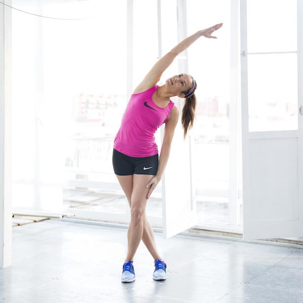 calentamiento entrenamiento de fuerza inspirafit fitness