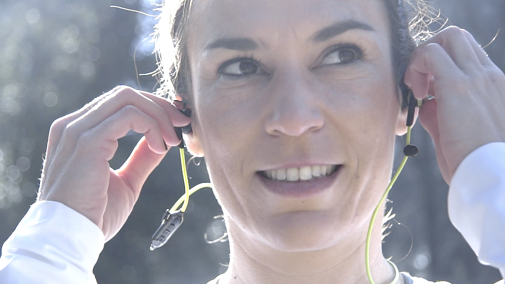 música para correr pau inspirafit fitness running 1more cascos