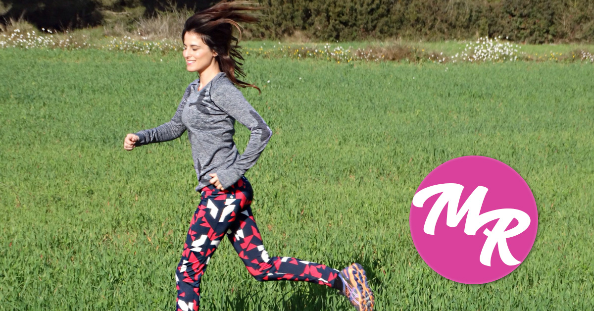 técnica de carrera cristina gomez mujeres runners