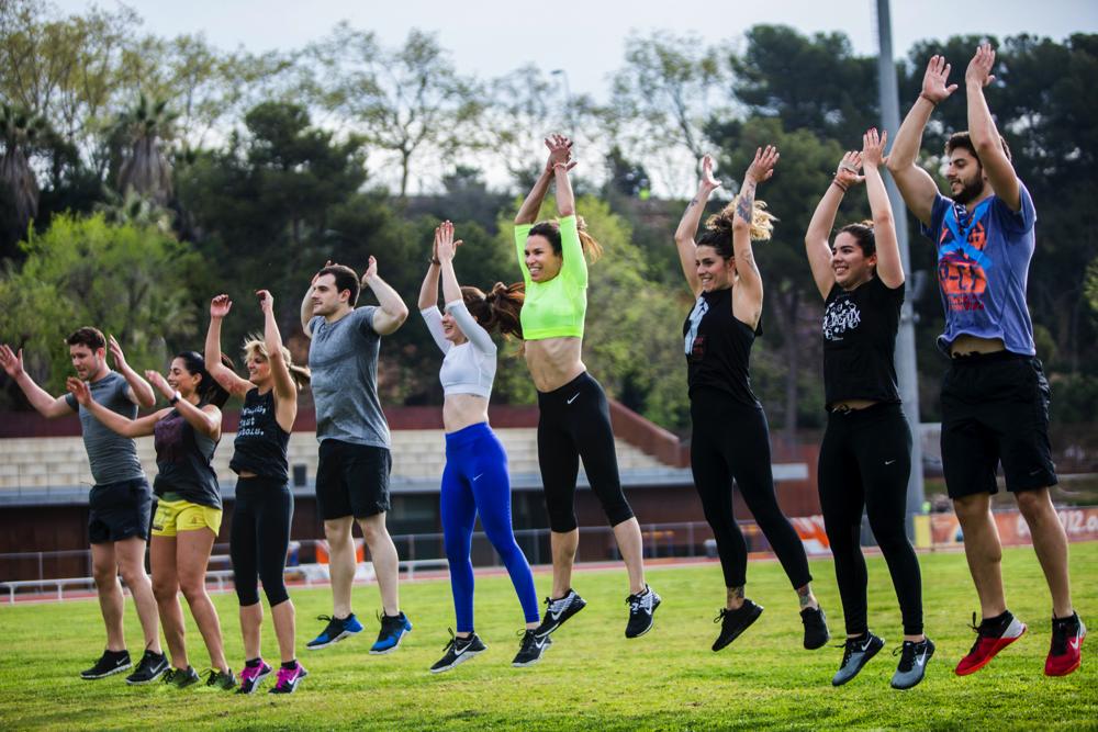 Entrenamiento de alta intensidad y el Inspirafit BootCamp de la mano de La Huella Crossfit