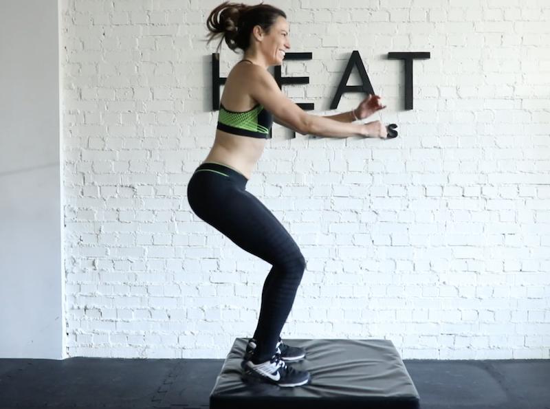 fast & furious entrenamiento piernas fuerza pau inspirafit