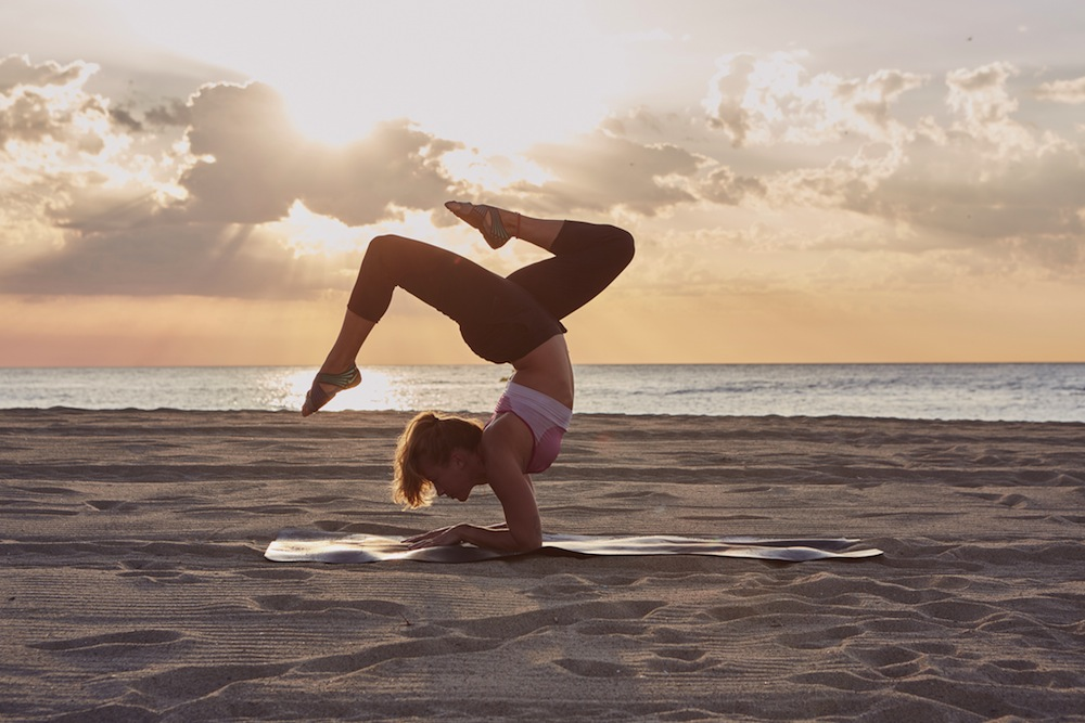 lucy quick yoga barcelona playa