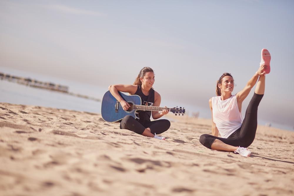 #Acousticfit con Anna Pacheco