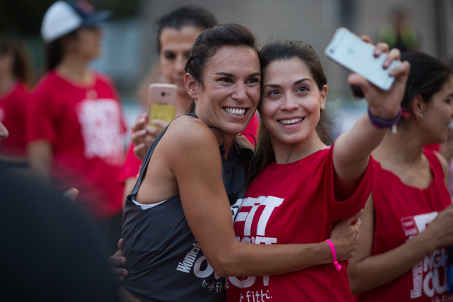 inspirafit fit night out madrid eventos