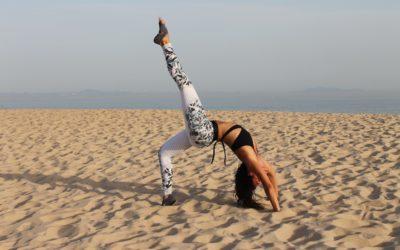 Utiliza las gomas elásticas para recuperar tu flexibilidad