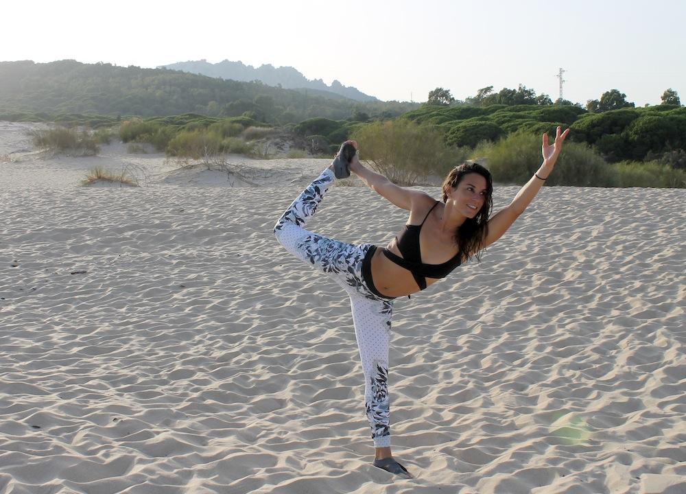 flexibilidad entrenamiento gomas elasticas pau inspirafit fitness paula butragueño