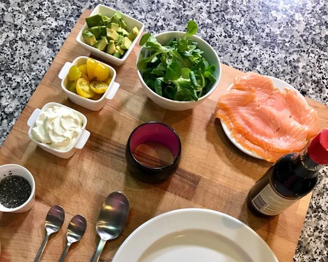 recetas ensaladas pau inspirafit marie claire