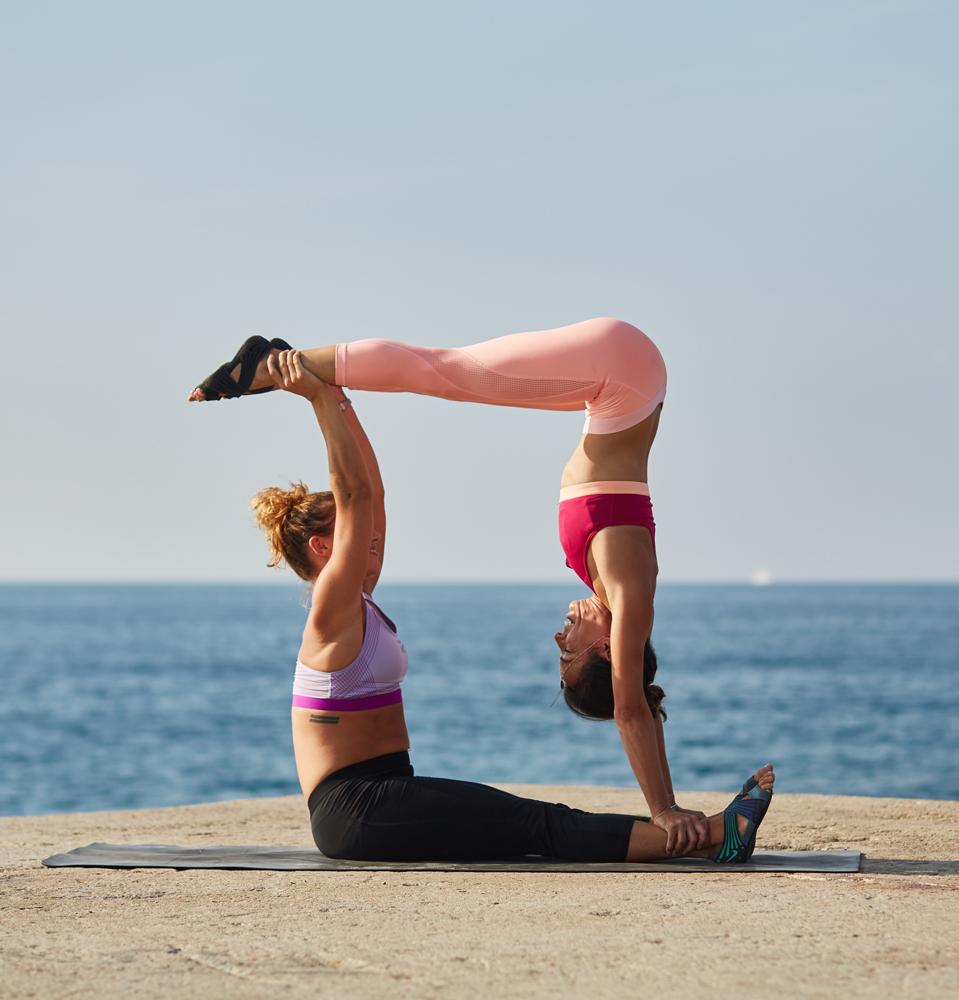 paula butragueño entrenadora pau inspirafit barcelona yoga