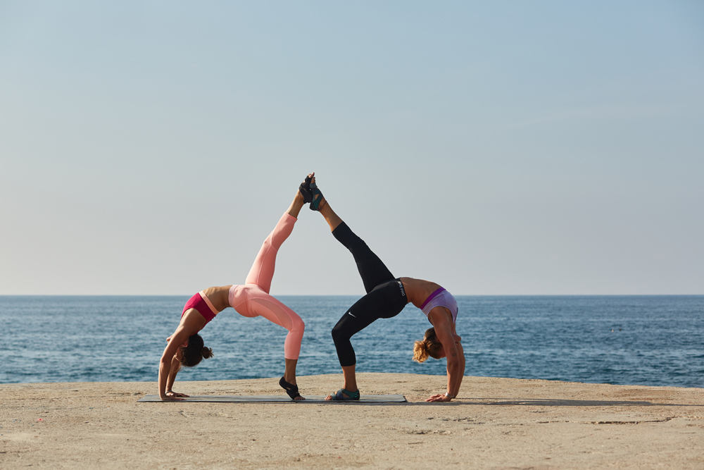 paula butragueño yoga barcelona mar cuerpo mente
