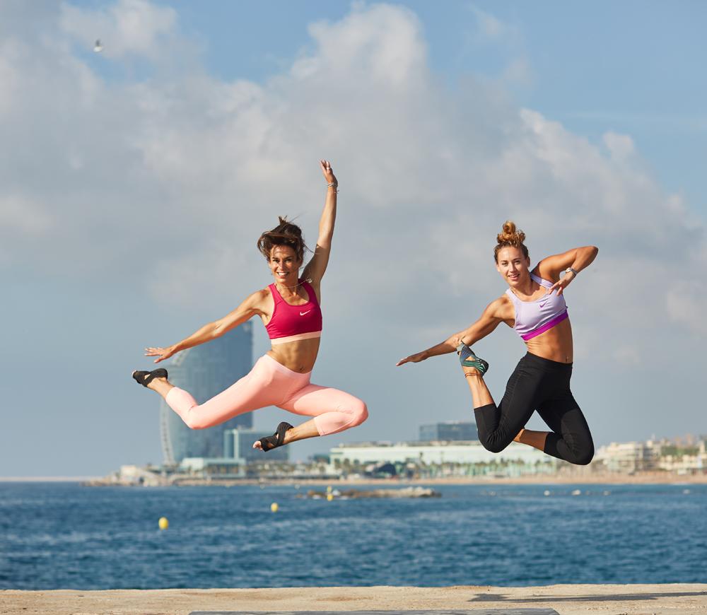 yoga barcelona inspirafit paula butragueño nike