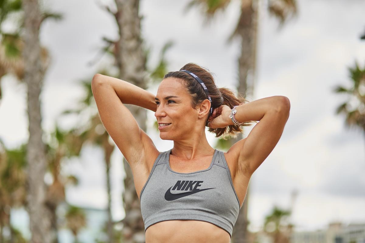 paula butragueño entrenadora personal fitness nike doctor romero tve