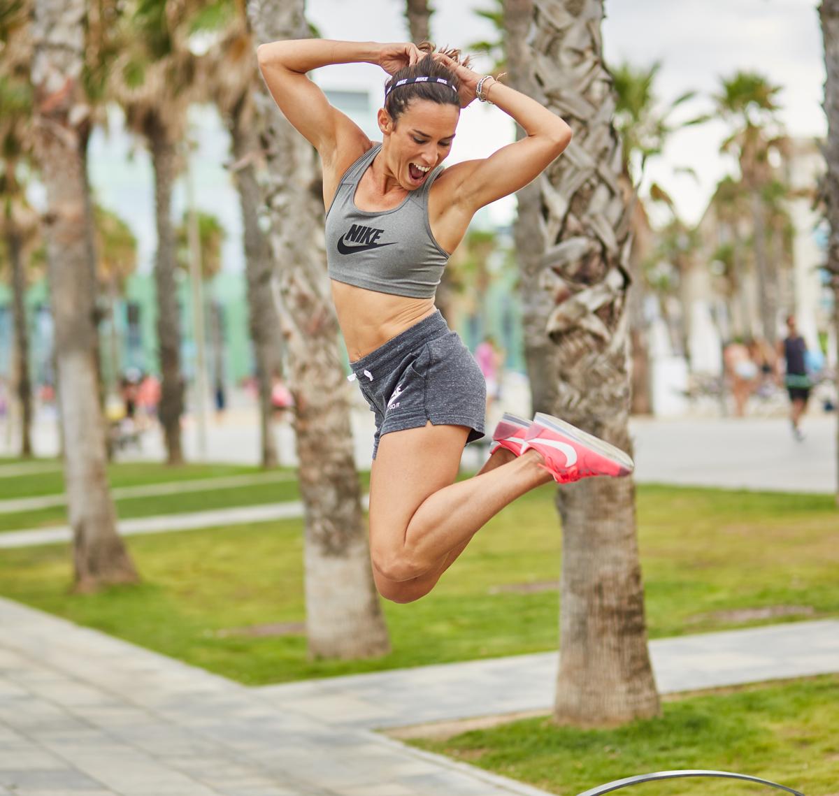 paula butragueño entrenadora personal ingeniera fitness running