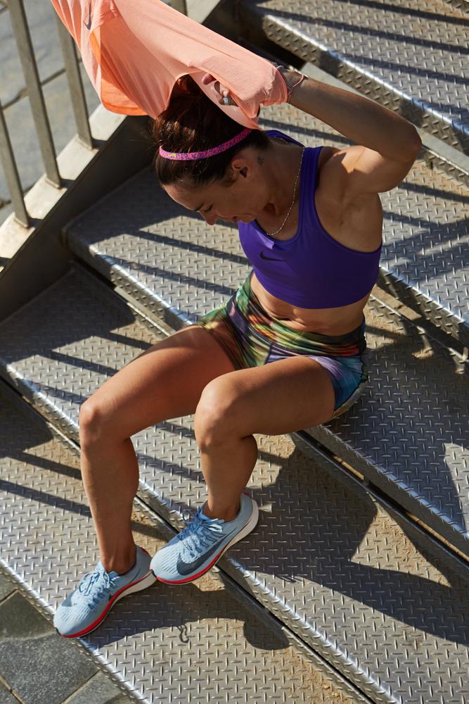 paula butragueño pau inspirafit fitness dieta alimentacion para correr