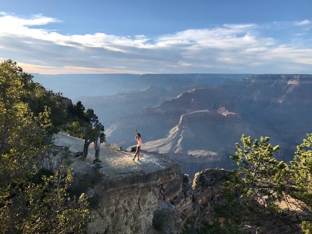 grand canyon paula butragueño