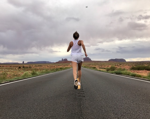 Running the West Coast – Primera parte Gran Cañon y Monument Valley