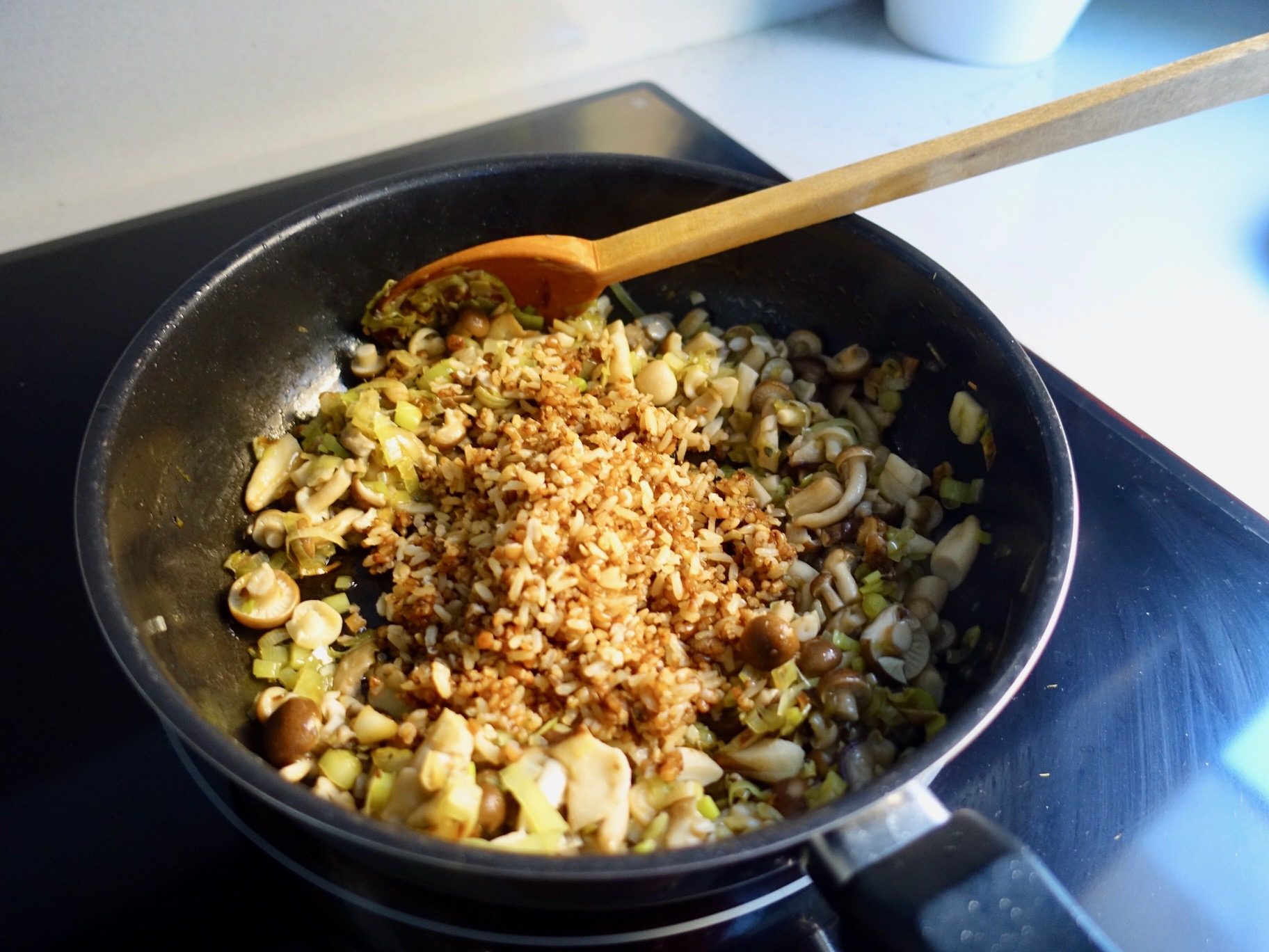 arroz quinoa receta paula butragueño