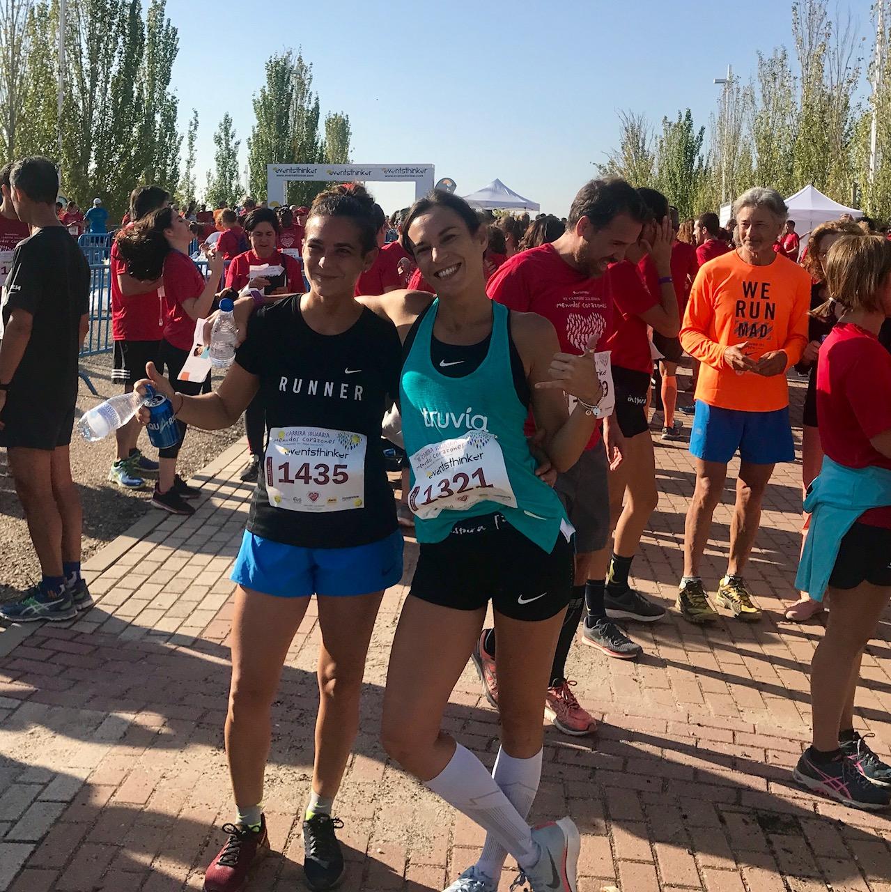 maraton de valencia truvia runners paula butragueño