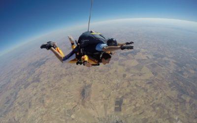 Saltar en paracaídas, la increíble sensación de volar. Skydive Lillo