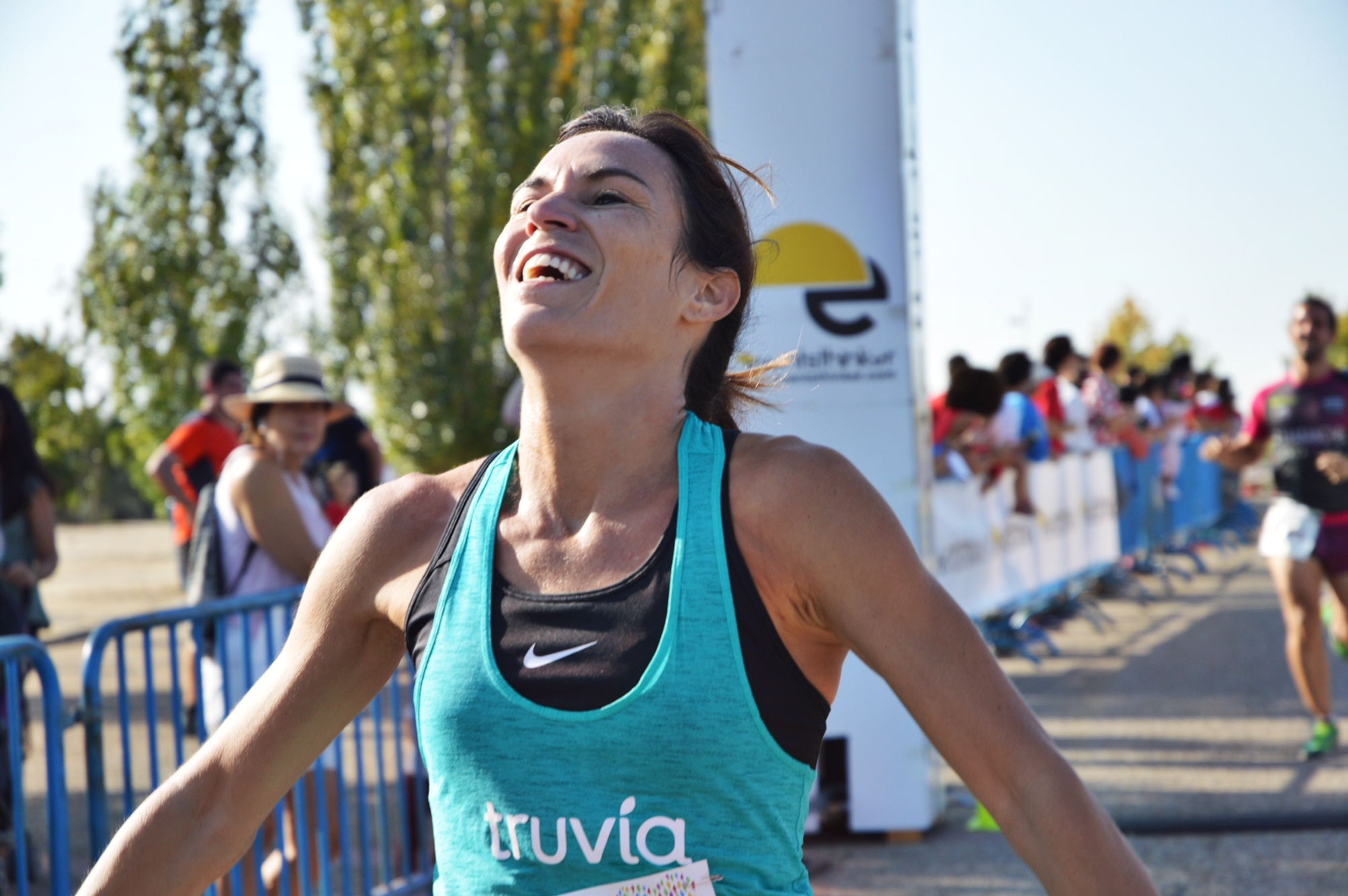 paula butragueño pau inspirafit running maraton