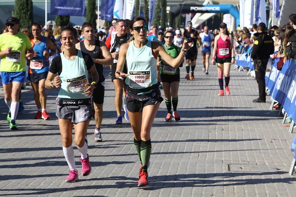 maratón de valencia running paula butragueño