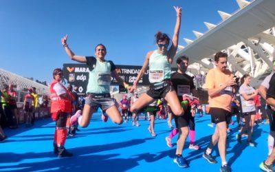 Maratón de Valencia, juntas superamos el Reto Truvía