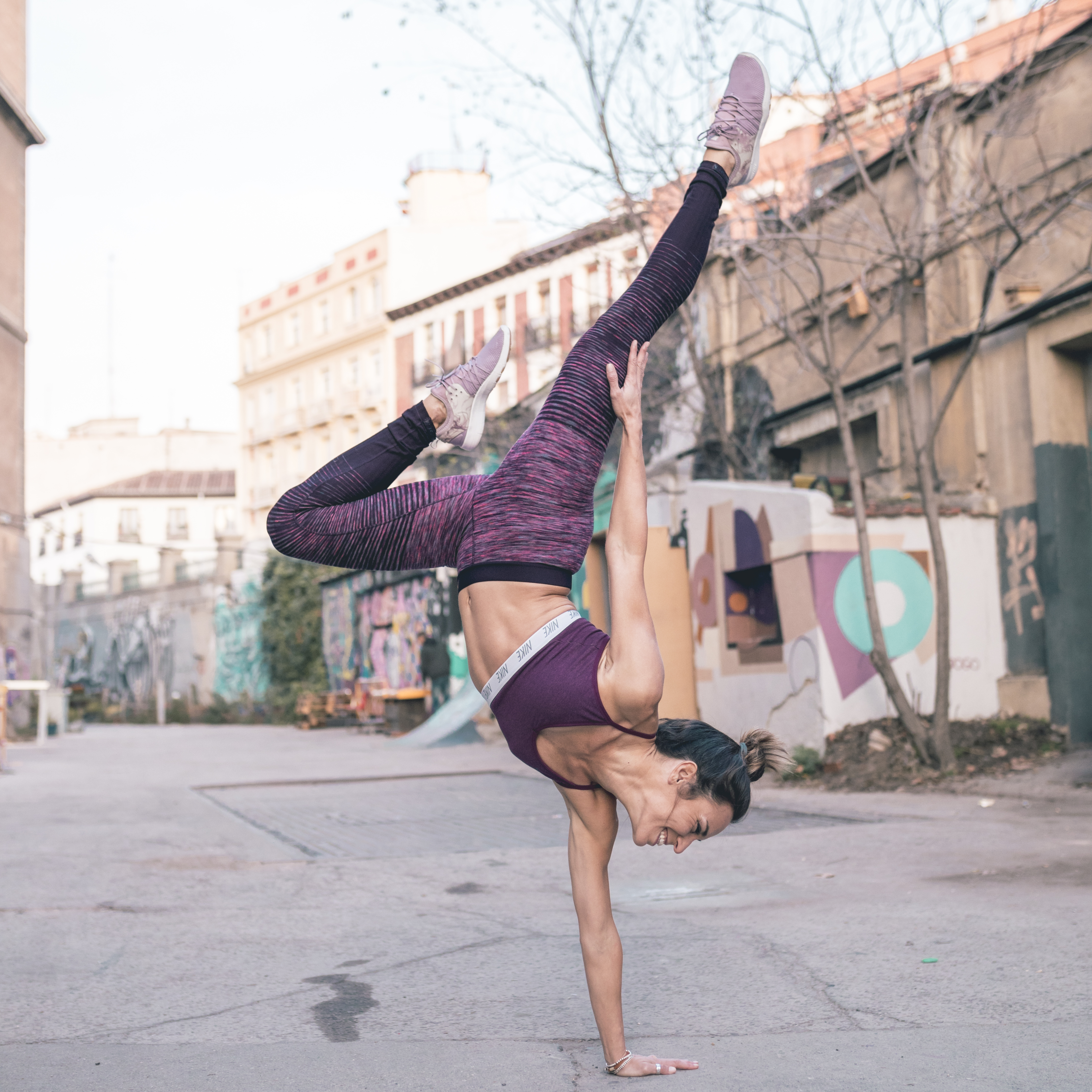 mindfulness paula butragueño pau inspirafit equilibrio ejercicio