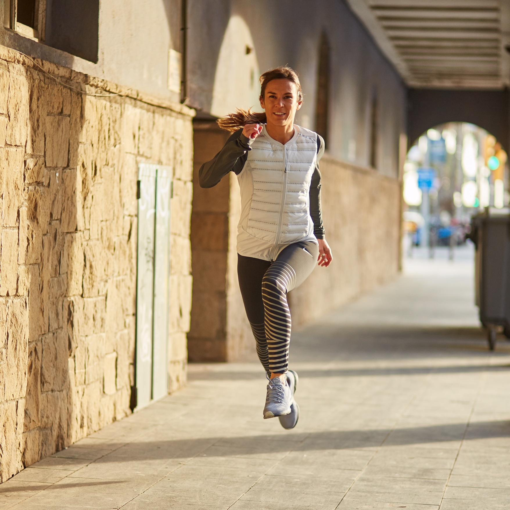 ejercicios para evitar lesiones de rodilla inspirafit nike paula