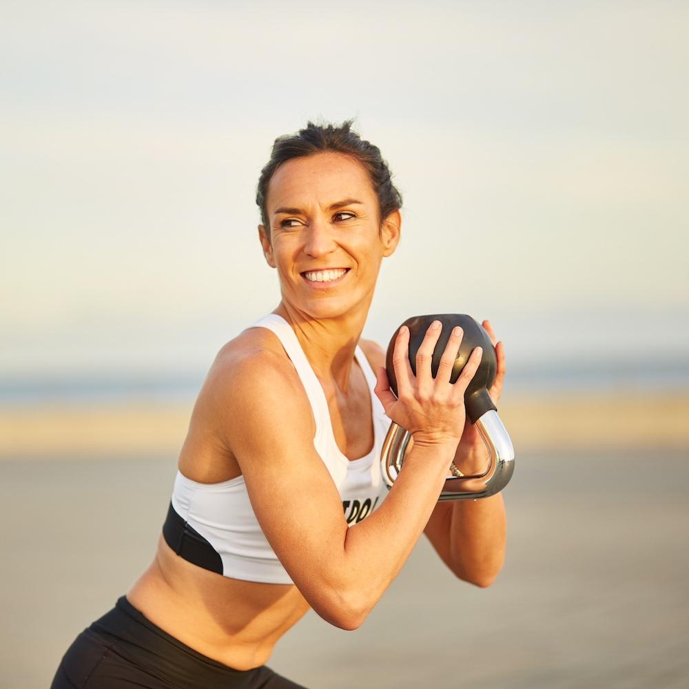 entrenando la fuerza pau inspirafit fitness nike