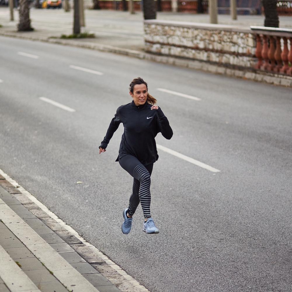 la fuerza paula butragueño pau inspirafit running nike