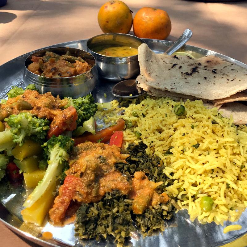dieta vegana en la india vegetariana pau inspirafit