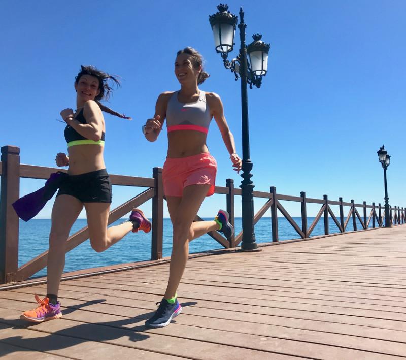 mindfulness y running