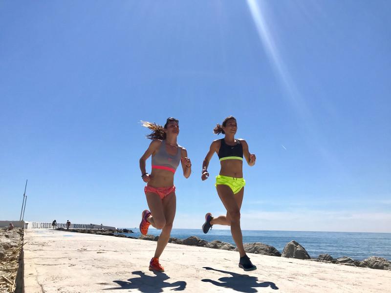 paula butragueño running