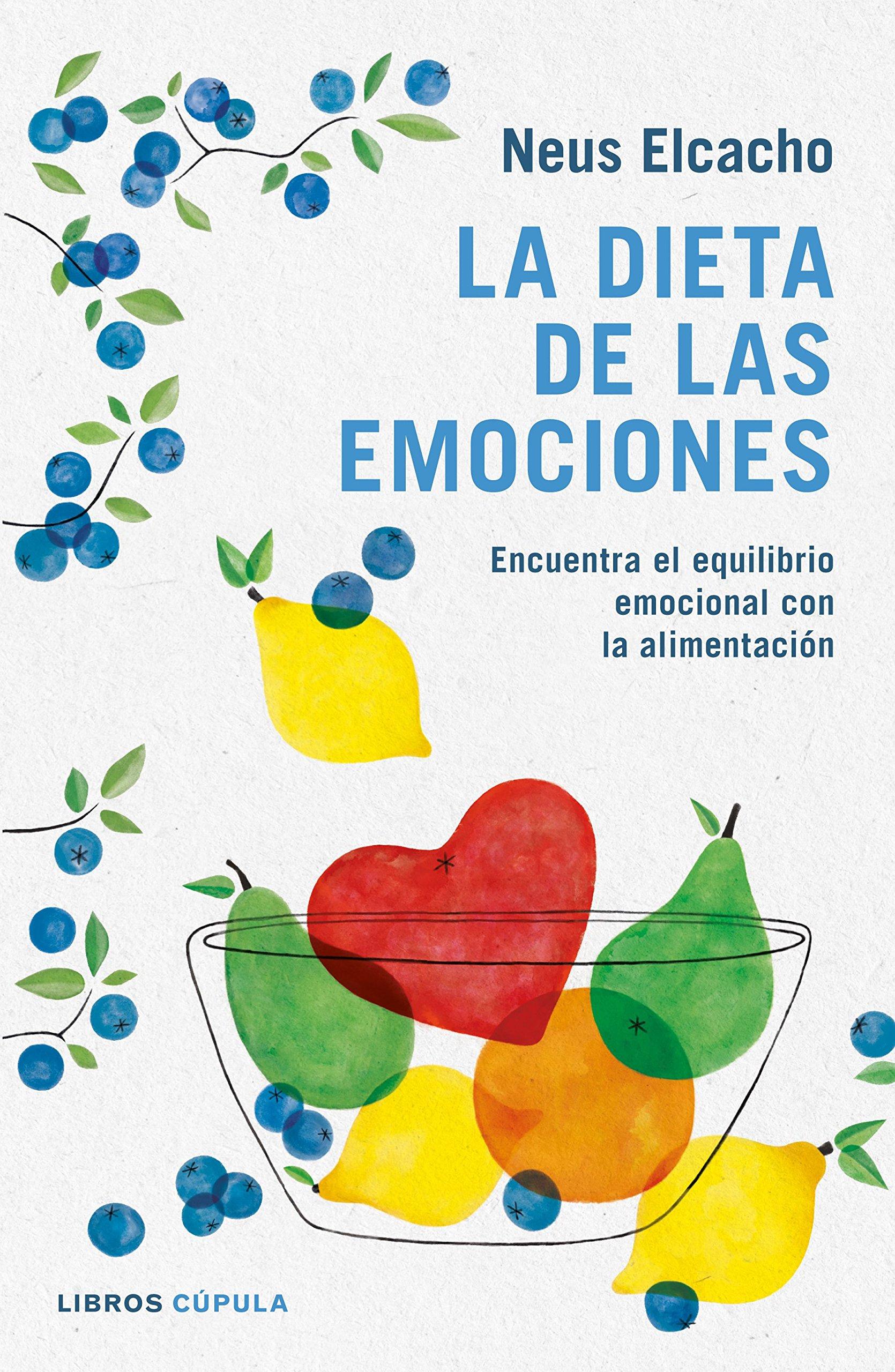 libros recomendados la dieta de las emociones