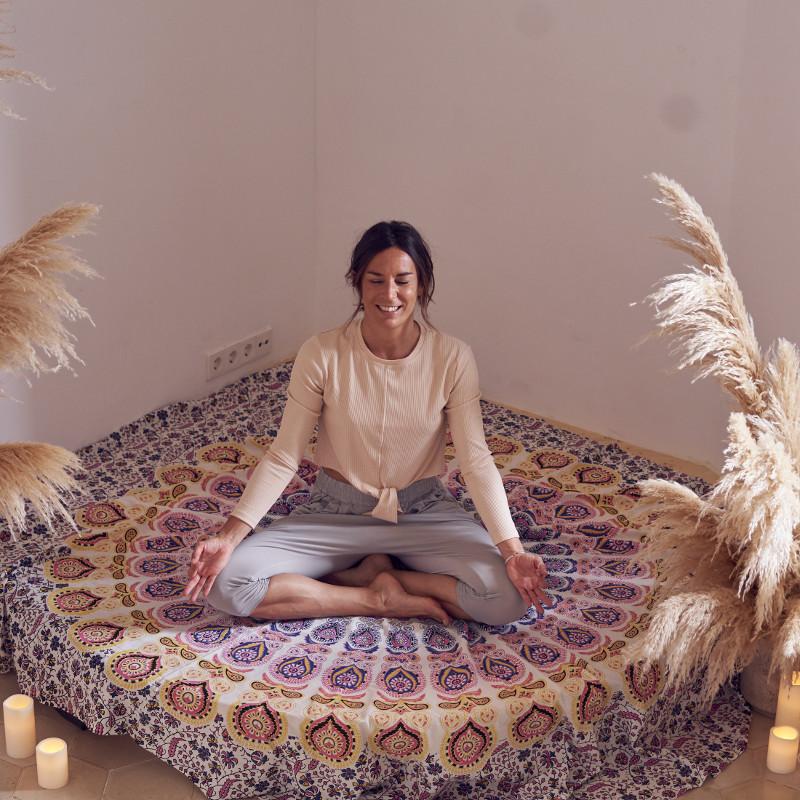 meditación contra el estrés inspirafit