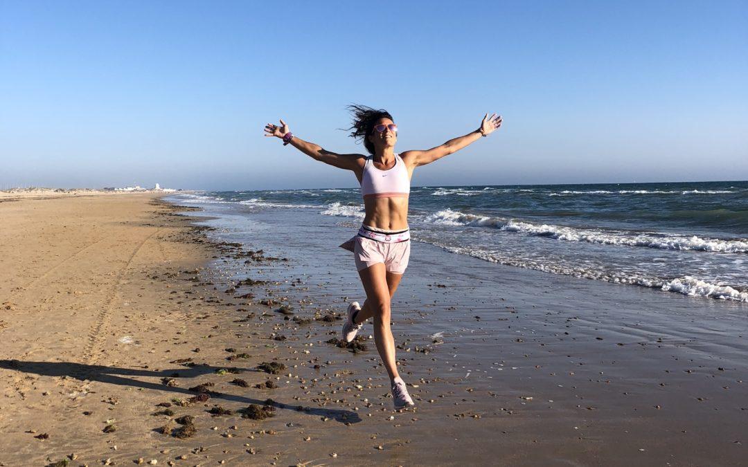 Corre ya sea para liberar tu mente, para superarte a ti mismo o para ser mejor… pero corre
