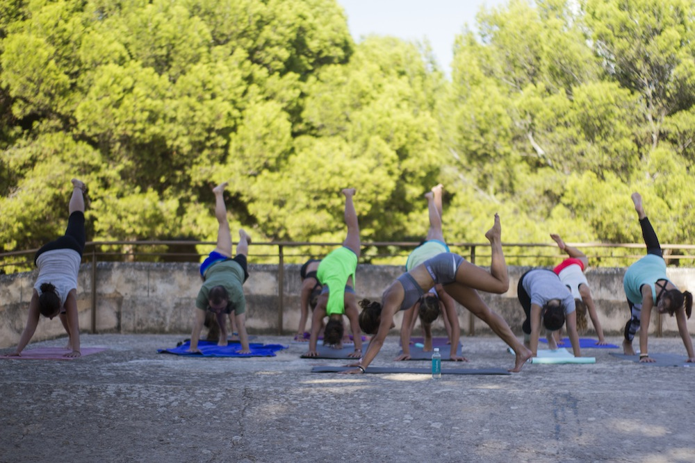 feel the flow yoga pau inspirafit mallorca